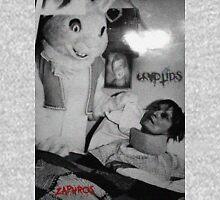 Zaphros Creepy Rabbit Unisex T-Shirt