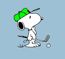 Snoopy and Golf Unisex T-Shirt