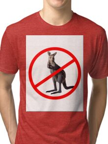 NO DRINKING Tri-blend T-Shirt