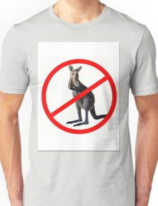 NO DRINKING Unisex T-Shirt