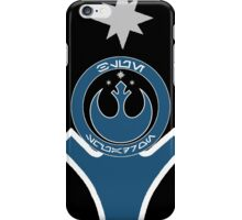 Star Wars Episode VII - Blue Squadron (Resistance) - Star Wars Veteran Series iPhone Case/Skin