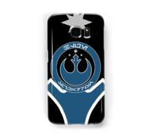 Star Wars Episode VII - Blue Squadron (Resistance) - Star Wars Veteran Series Samsung Galaxy Case/Skin