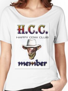 H.C.C. MEMBER Women's Relaxed Fit T-Shirt