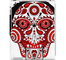 Billy the Puppet Calavera iPad Case/Skin