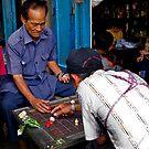 Checkers Bangkok by Duane Bigsby