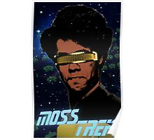 Moss Trek Poster