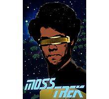 Moss Trek Photographic Print