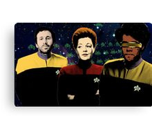 IT Trek Canvas Print