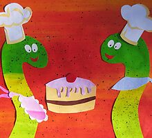 Snakes that Bake by cathyjacobs