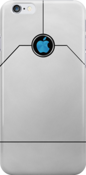 iPhone Case Portal Style by The Incredibly Unnecessary Stuff Makers