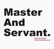 Depeche Mode Master & Servant by AimLamb