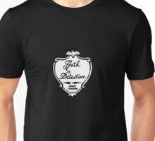 Goth Detective Badge Unisex T-Shirt