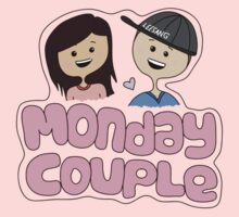 Running Man Monday Couple by Ebeelily