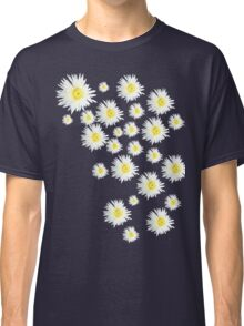 White Flower - daisy like Classic T-Shirt