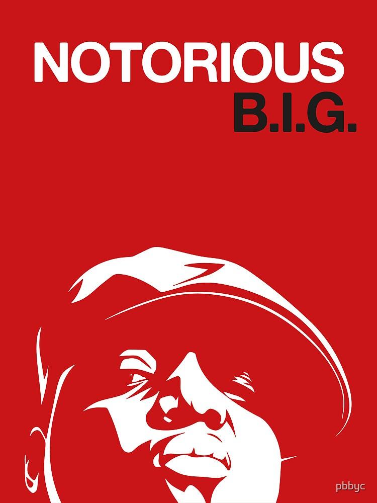 pbbyc - Notorious B.I.G. by pbbyc