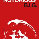 pbbyc - Notorious B.I.G. by pbbyc