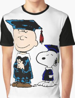 Congrats Snoopy Graphic T-Shirt