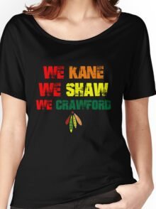 we kane We Shaw We Crawford Women's Relaxed Fit T-Shirt
