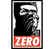 Sub Zero Has A Posse Photographic Print