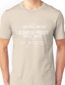 Coldridge Prisoner Shirt Unisex T-Shirt