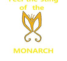 Sting of the Monarch by fennstars
