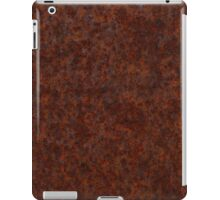 Rust 1 iPad Case/Skin