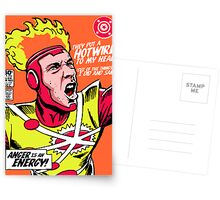 Post-Punk Heroes | Fire Postcards