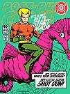 Post-Punk Heroes   Aqua by butcherbilly