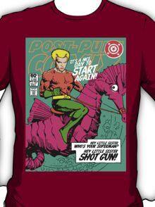 Post-Punk Heroes | Aqua T-Shirt