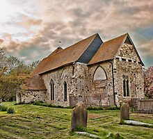 St Mary Kenardington by Dave Godden