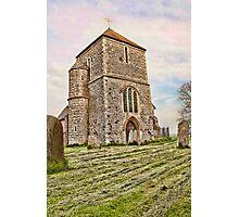 St Mary Kenardington Photographic Print