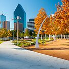Dallas' Klyde Warren Park by Jay  Goode