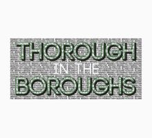 Thorough in the Boroughs Kids Clothes