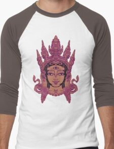 The Inner Goddess Men's Baseball ¾ T-Shirt