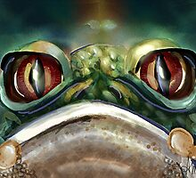 Frog by Alma Lee