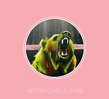 Grizzly Pink by ArtByCarly