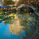 Riverwalk San Antonio by Jay  Goode