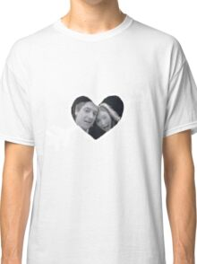 Mr. and Mrs. Pond Classic T-Shirt