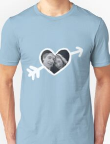 Mr. and Mrs. Pond T-Shirt