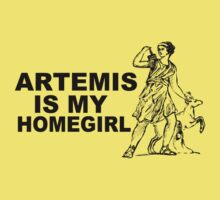 Artemis is my Homegirl by mmuldoon