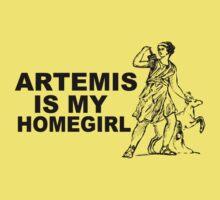 Artemis is my Homegirl by mmuldoon