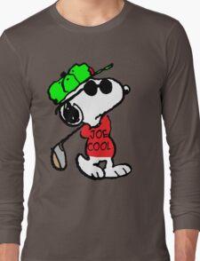 Joe Cool and Golf Long Sleeve T-Shirt