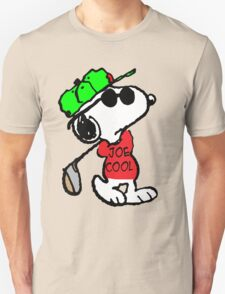 Joe Cool and Golf T-Shirt