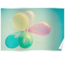 Balloon Love  Poster