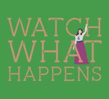 Newsies: Watch What Happens Kids Tee