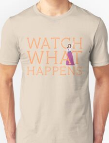 Newsies: Watch What Happens Unisex T-Shirt