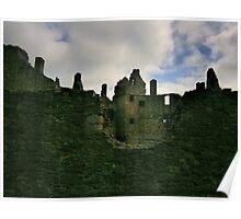 dirleton castle2 Poster