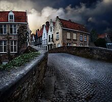 an evening in Bruges by piet flour