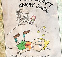 You Don't Know Jack by droach