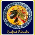 Seafood Chowder by ©The Creative Minds